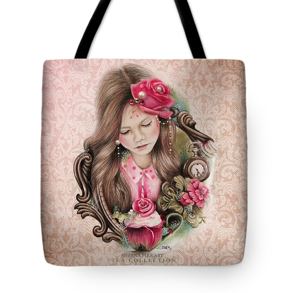 Make A Wish  Tote Bag by Sheena Pike