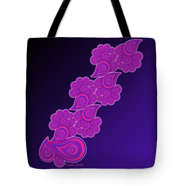 Crying Cotton Candy Tote Bag