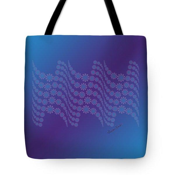 Twilight Ocean Tote Bag