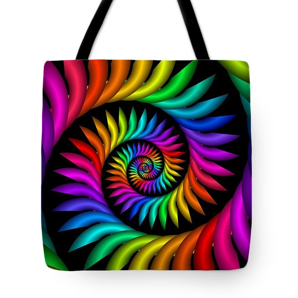 Multichrome 9  Tote Bag Tote Bag