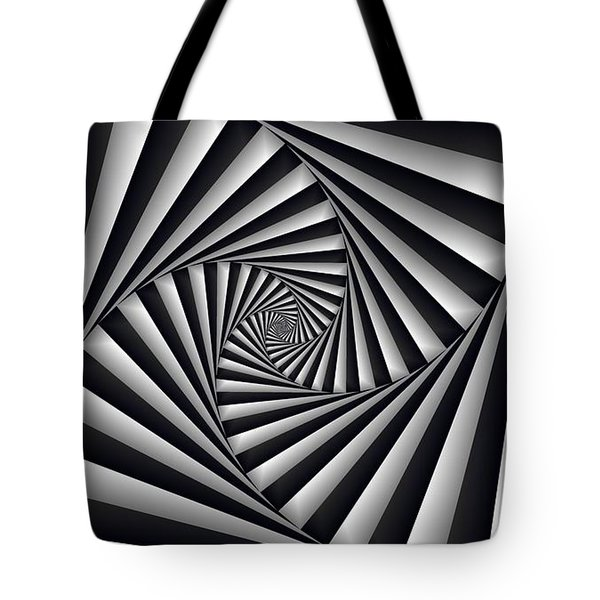 Centrolinear 2  Tote Bag Tote Bag