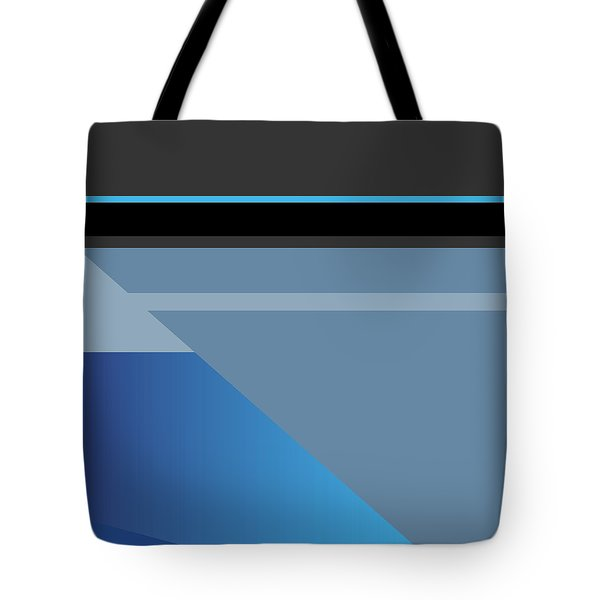Symphony In Blue - Movement 1 - 1 Tote Bag