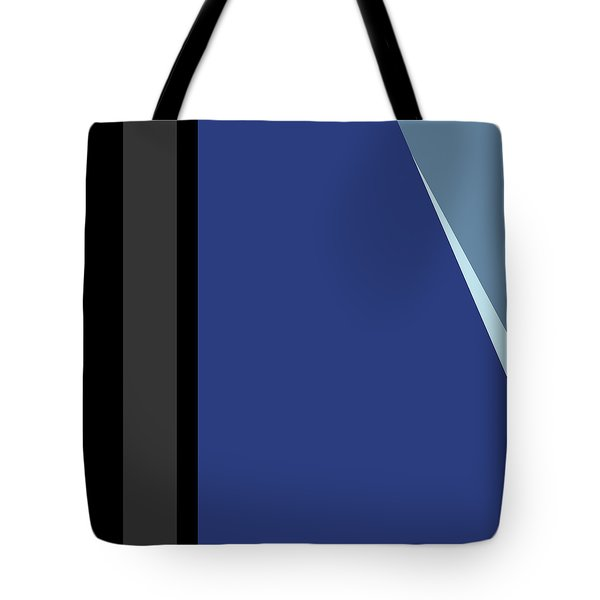 Symphony In Blue - Movement 3 - 1 Tote Bag