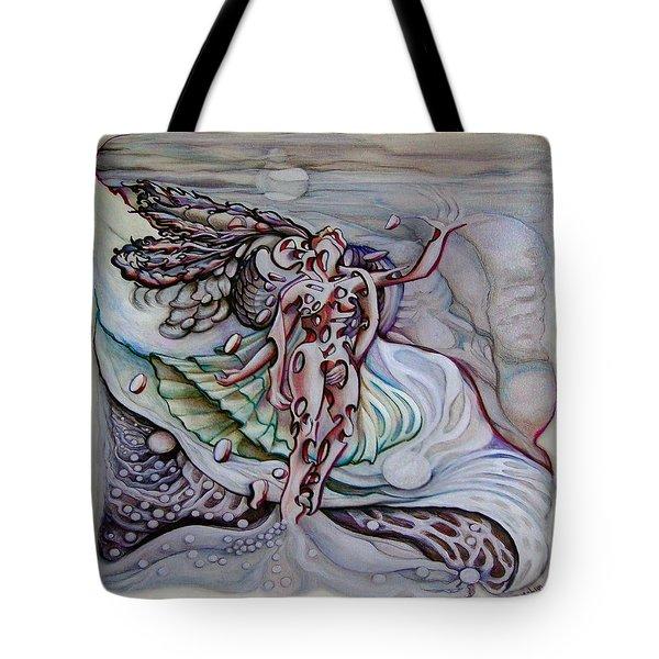 Lament A Wing Tote Bag