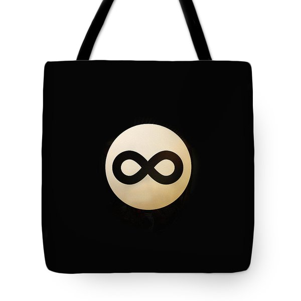 Infinity Ball Tote Bag by Nicholas Ely