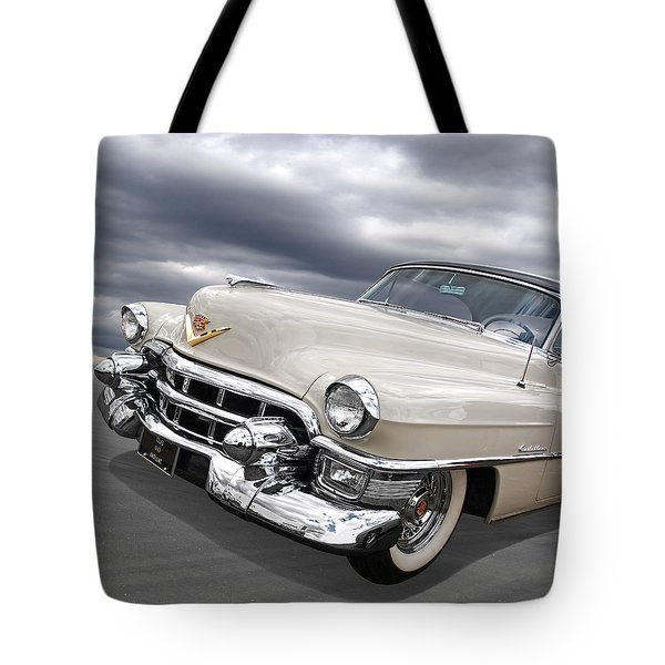 Cream Of The Crop - '53 Cadillac Tote Bag