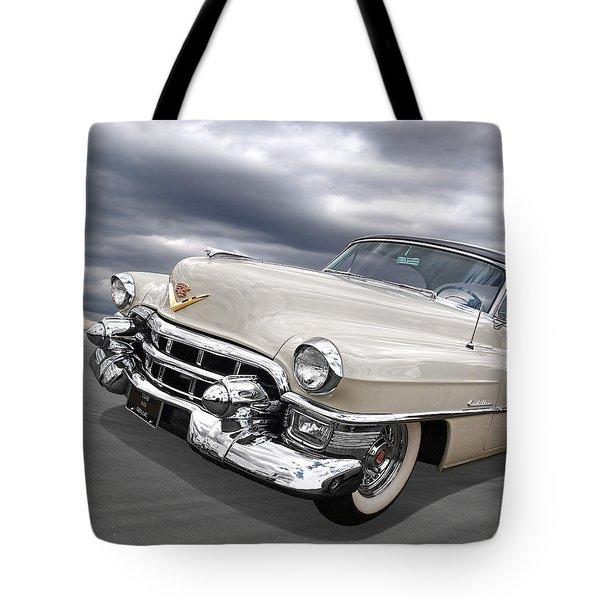 Cream Of The Crop - '53 Cadillac Tote Bag