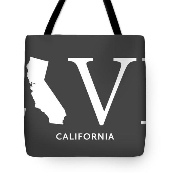 Ca Love Tote Bag