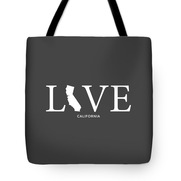 Ca Love Tote Bag