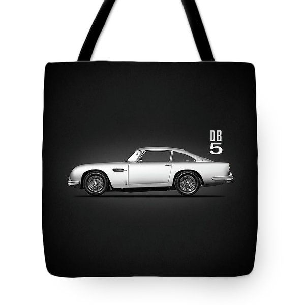 The Db5 Tote Bag