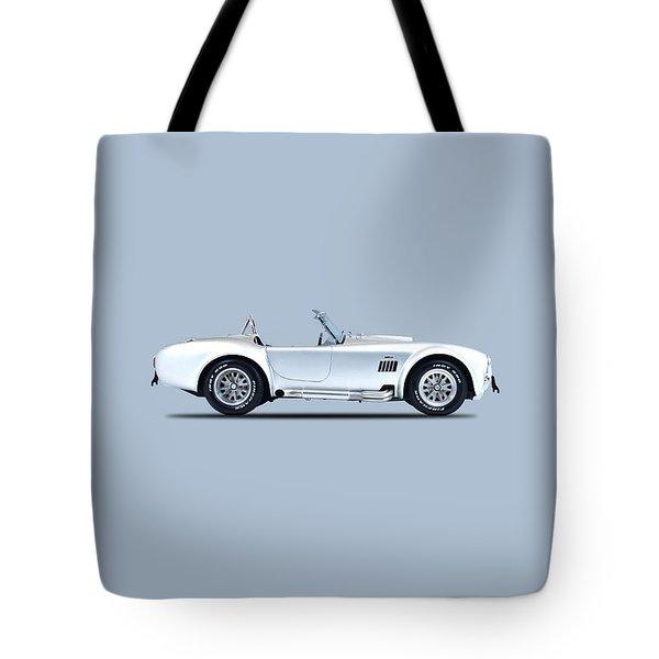 The Cobra Tote Bag by Mark Rogan