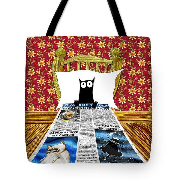 Duvet Cover Tote Bag
