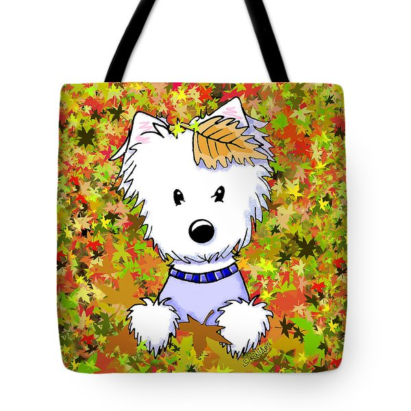 Autumn Jewel Tote Bag