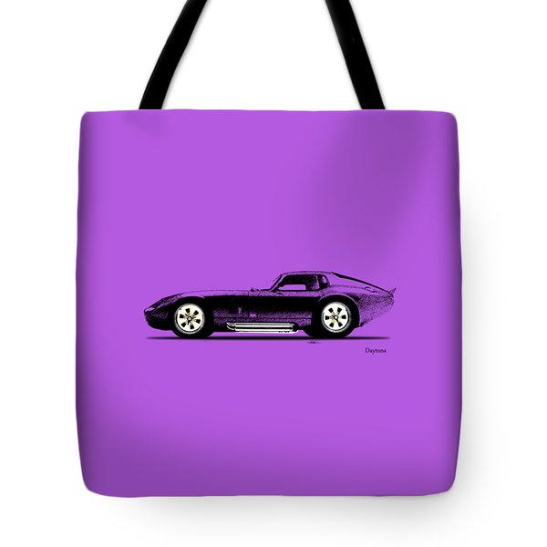 The Daytona 1965 Tote Bag