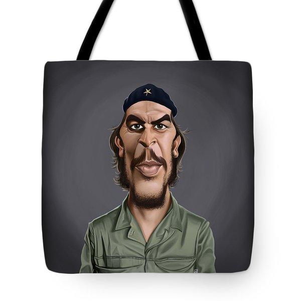 Celebrity Sunday - Che Guevara Tote Bag