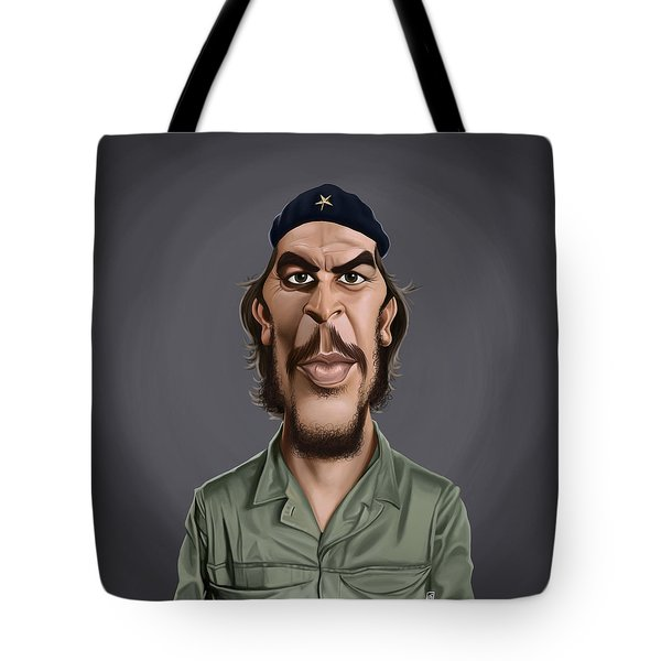 Celebrity Sunday - Che Guevara Tote Bag