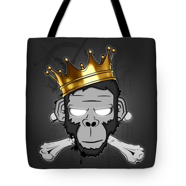 The Voodoo King Tote Bag