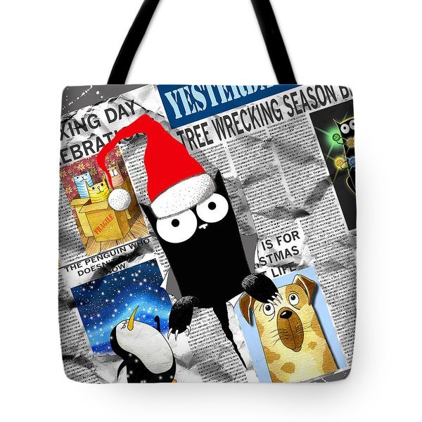 Christmas Special Tote Bag
