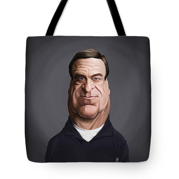 Celebrity Sunday - John Goodman Tote Bag