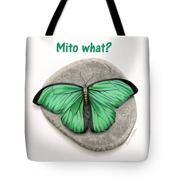Mito What? T-shrit Or Tote Bag Tote Bag