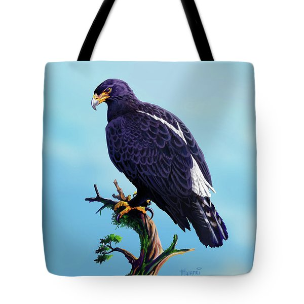 Verreaux's Eagle  Tote Bag