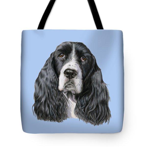 The Springer Spaniel Tote Bag