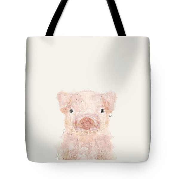 Little Pig Tote Bag