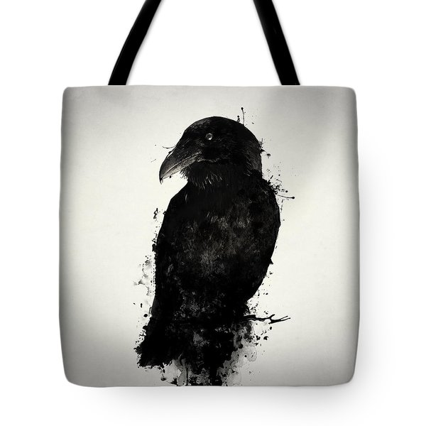 The Raven Tote Bag