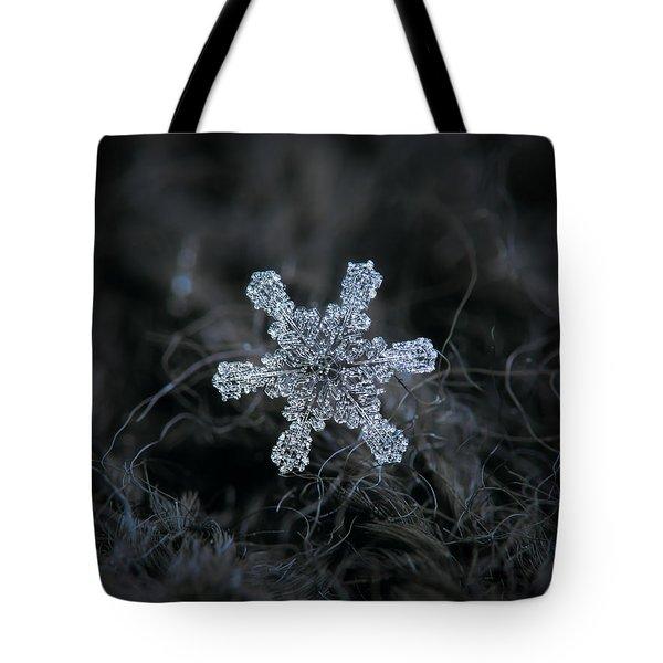 December 18 2015 - Snowflake 1 Tote Bag