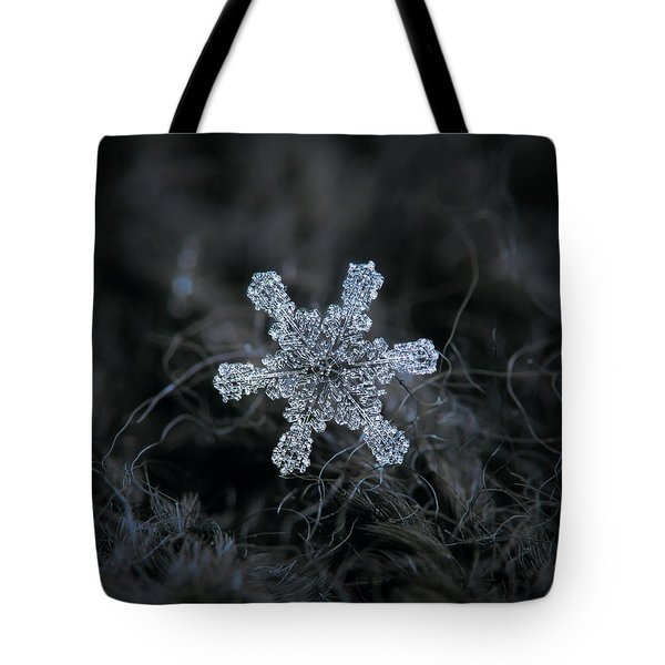 December 18 2015 - Snowflake 1 Tote Bag