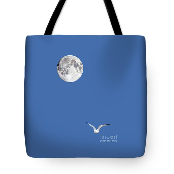 Solitude Tote Bag by Michael Peychich