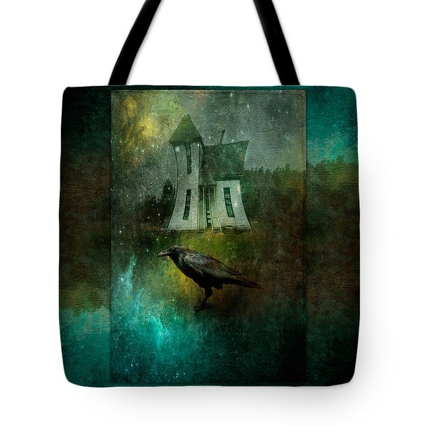 Crow House Tote Bag