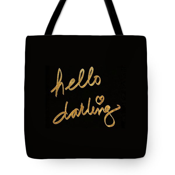 Darling Bella I Tote Bag
