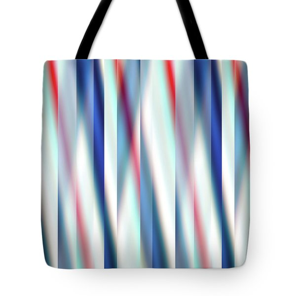 Tote Bag featuring the digital art Ambient 12 by Bruce Stanfield