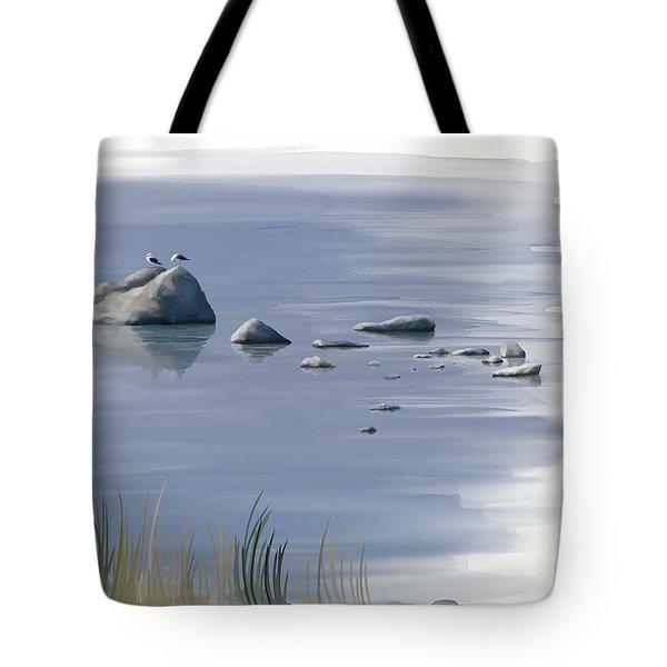 Gull Siesta Tote Bag