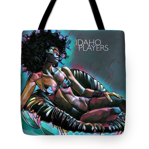 Idaho Players Tote Bag
