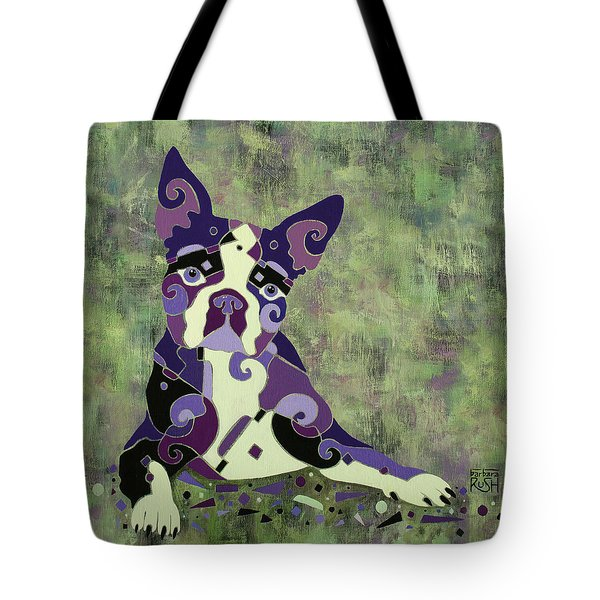 On Stand By Tote Bag