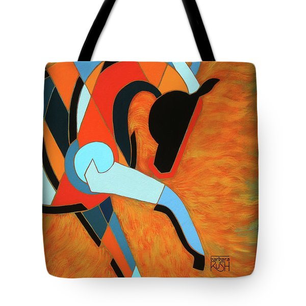 Sundancer Of The Fire I Tote Bag