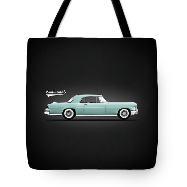 Lincoln Continental Mk2 1956 Tote Bag