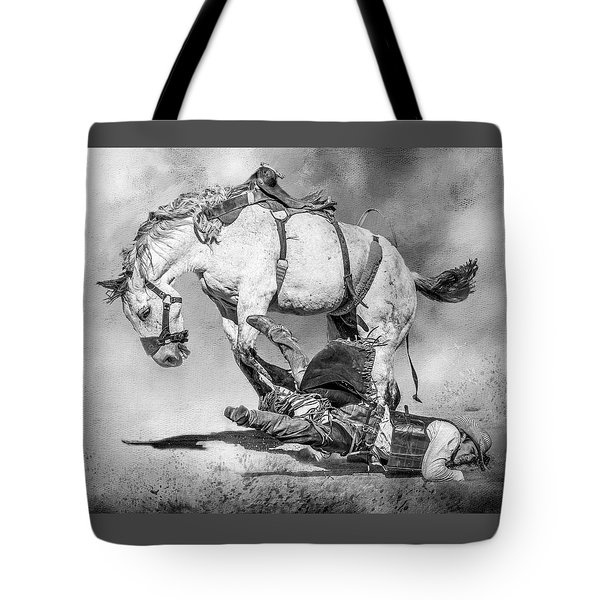 Ouch Tote Bag by Eleanor Abramson