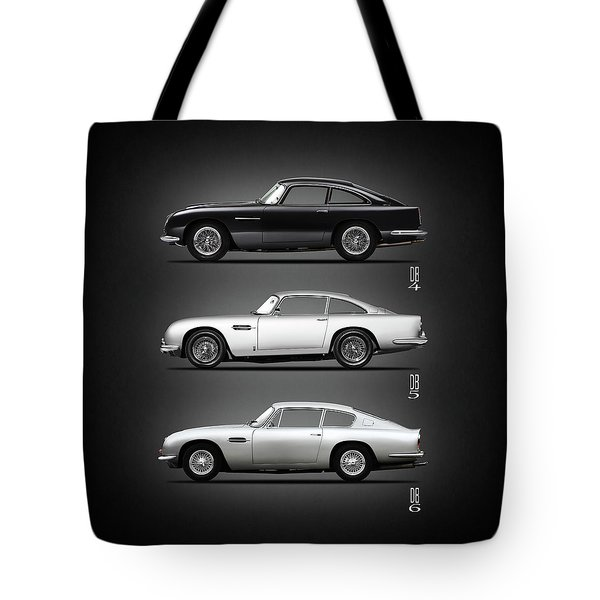 The Db Collection Tote Bag