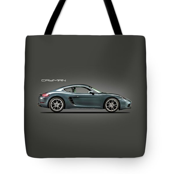 The Cayman Tote Bag