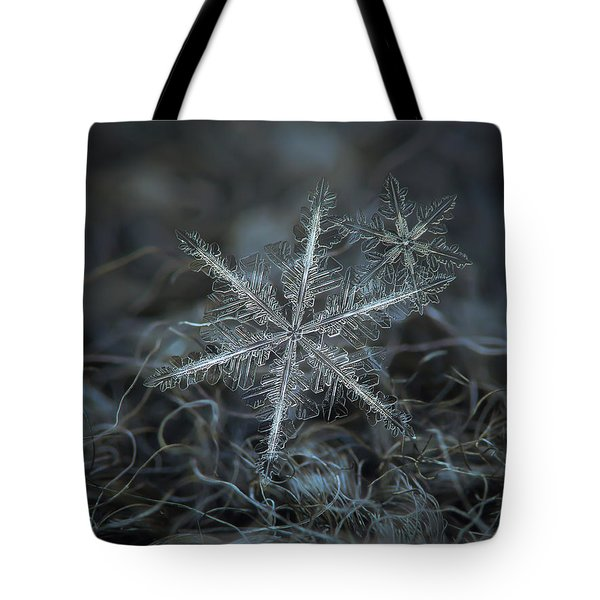 Tote Bag featuring the photograph Stars In My Pocket Like Grains Of Sand by Alexey Kljatov
