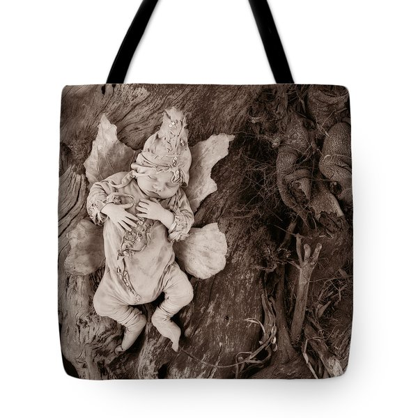 Driftwood Fairy Tote Bag