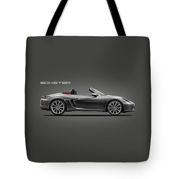 The Boxster Tote Bag