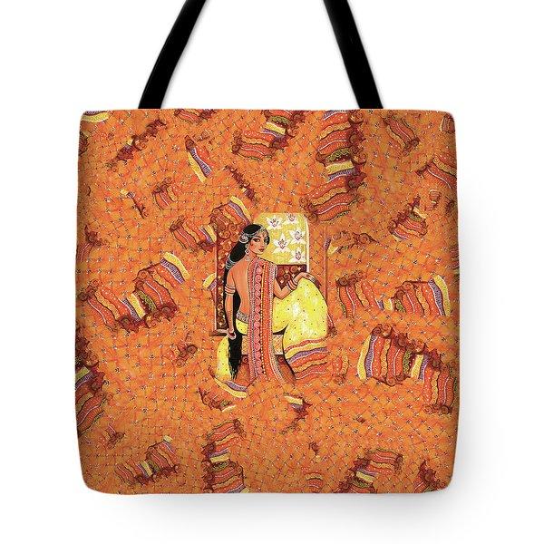 Bharat Tote Bag