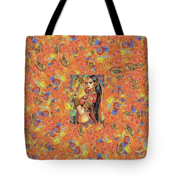 Magic Of Dance Tote Bag