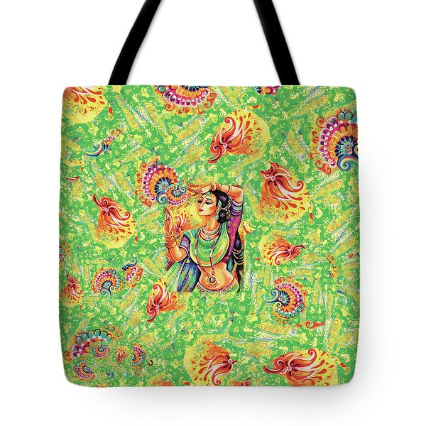 The Dance Of Tara Tote Bag