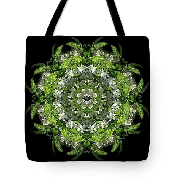 Inspired Action Tote Bag by Karen Casey-Smith
