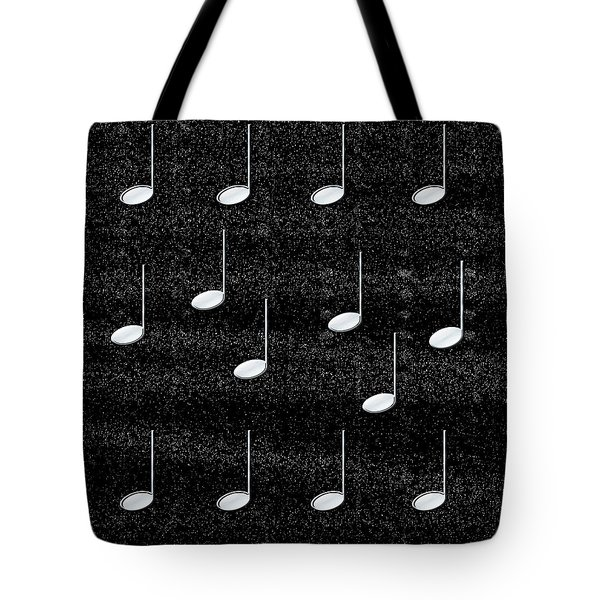 Just Noted Tote Bag by Linda Prewer
